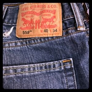 Your Daddy's 559 Levi's!